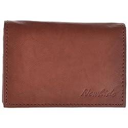 Newhide Brown Credit Card Holder (CDRC640255)