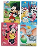 96 Page Coloring Book Disney Micky Minnie Dumbo (48 Pack)