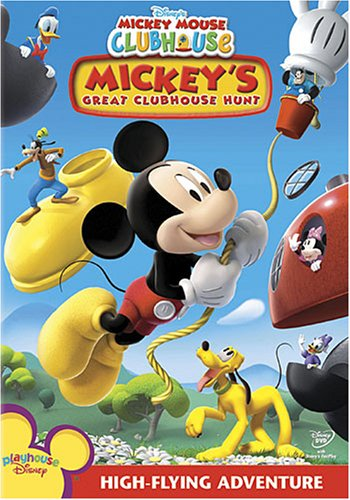 Mickey Mouse Clubhouse - Mickey'S Great Clubhouse Hunt front-392417