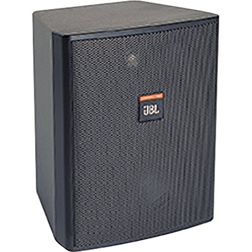 "Jbl Control 25Av Two-Way 5-1/4"" Shielded Indoor/Outdoor Speaker Pair White"