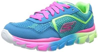 Skechers Kids 80685L GO Run Ride Athletic Sneaker (Little Kid) by Skechers Kids