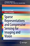 Sparse Representations and Compressive Sensing for Imaging and Vision (SpringerBriefs in Electrical and Computer Engineering)