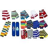 Boy Babylegs Baby Leg Warmers (Set Of 15) Wholesale