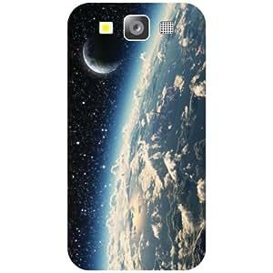 Samsung I9300 Galaxy S3 - Half Moon Phone Cover