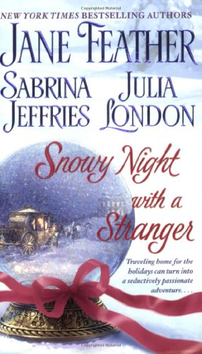 Snowy Night with a Stranger (The School for Heiresses)