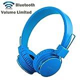 Drahtlos Bluetooth Kopfhörer für Kinder,Faltbare Tragbare...