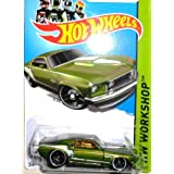 2014 Hot Wheels(232/250) - 69 Ford Mustang