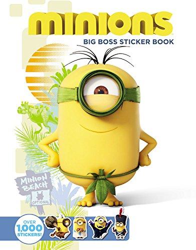 big-boss-sticker-book