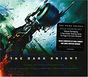 The Dark Knight [Original Motion Picture Soundtrack] [Bonus Packaging]