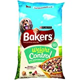 Bakers Complete Weight Control with Tasty Chicken and Country Vegetables Dog Food 12.5 kg