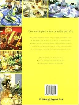 Decoracion de Mesas: Alegres y Originales [With Patterns] (Spanish