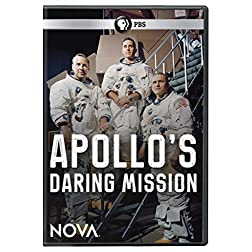 NOVA: Apollo's Daring Mission DVD