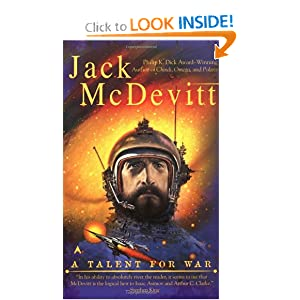 A Talent For War by Jack McDevitt