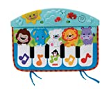 Fisher-Price Ocean Wonders Crib-to-Floor Piano