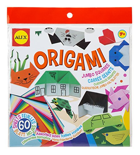 ALEX Toys Craft Origami Jumbo Squares - 1