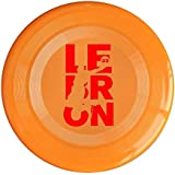 Orange, One Size : AOLM #23 Basketball Sport LeBron Outdoor Game Frisbee Ultra Star Yellow