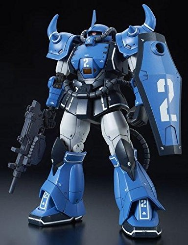 HG 1/144 YMS-07A-0 プロトタイプグフ(機動実証機 ブルーカラーVer.)
