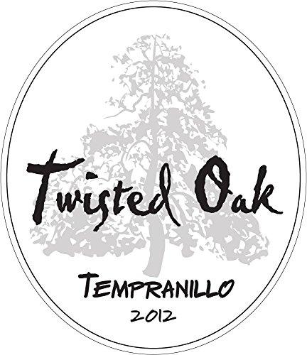 2012 Twisted Oak Tempranillo Calaveras County 750Ml