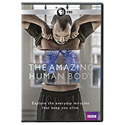 The Amazing Human Body DVD