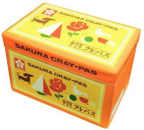 サクラクレパス 収納BOX クレパス