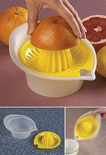 Home-X Citrus Juicer with Measuring Base