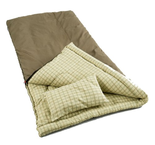 More image Coleman Big Game Sleeping Bag with Pillow