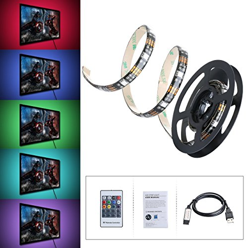tiras-led-iluminacion-1m-de-victsing-3m-300mp-rgb-retroiluminado-led-multicolor-tira-de-led-kit-con-