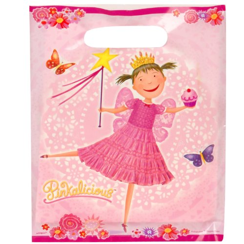 Pinkalicious Treat Bags (8 count) - 1