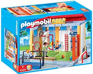 Playmobil - 4325 - Jeu de construction - Gymnase