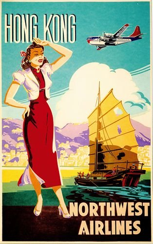 vintage-northwest-airlines-hong-kong-travel-poster-a3-reprint