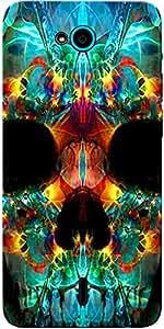 DigiPrints Designer Back Cover for InFocus Bingo 20-Multicolor