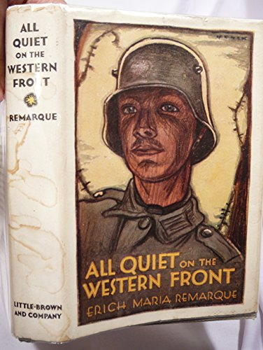 a literary analysis of all quiet on the western front by maria remarque All quiet on the western front book by erich maria remarque - the folio  a  engaging way for students to demonstrate critical thinking/character analysis.