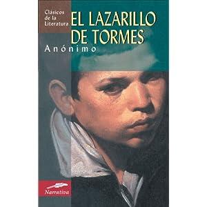 Amazon.com: El Lazarillo de Tormes (Clasicos de la literatura ...