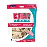 KONG Puppy Stuff'N Ziggies Large Dog Treat, 8-Ounce