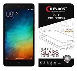 Chevron Amazing PRO+ 0.3 mm 2.5D 9H Hardness Anti-Explosion Tempered Glass Phone Screen Protector For Xiaomi Redmi 3S Prime / Xiaomi Redmi 3S - Retail Packaging - Transparent