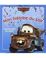 Cars : Martin Fête son anniversaire, Mon histoire du soir