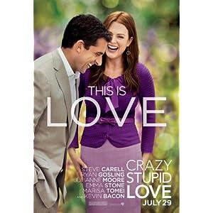 Crazy, Stupid, Love on Blu-ray