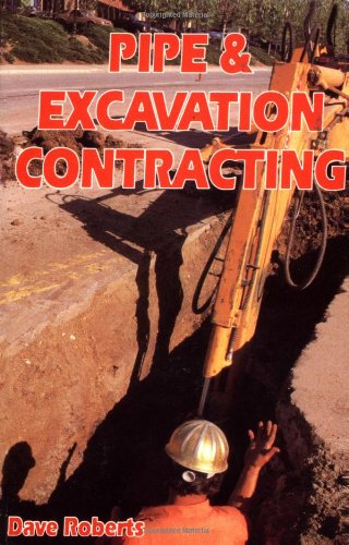 Pipe & Excavation Contracting - Craftsman Book Co - CR751 - ISBN: 0934041229 - ISBN-13: 9780934041225