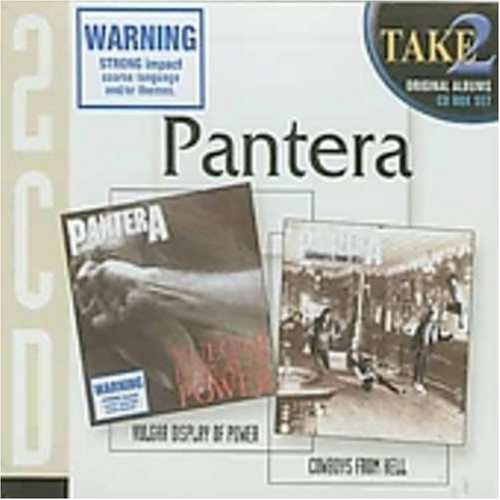 Vulgar Display of Power/Cowboys from Hell by Pantera (2004-02-10)