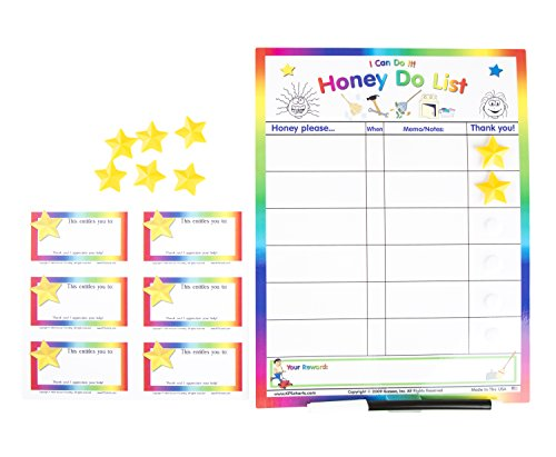 Kenson Kids KPSHD4000 Honey Do List Kit