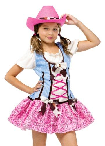 Spirit Rodeo Sweetie Girls Costume Childs Medium