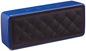 AmazonBasics Portable Bluetooth Speaker - Blue