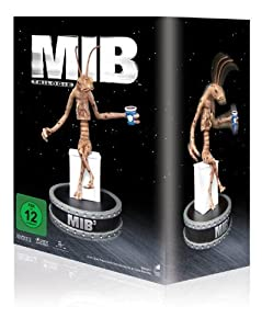 Men in Black 1-3, Alien Pack (Limited Edition, exklusiv bei Amazon.de)