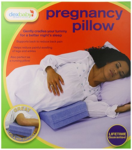 Best Prices! DEX Products Pregnancy Pillow PP-01
