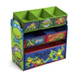 Delta Children Ninja Turtles Multi-Bin Toy Organizer