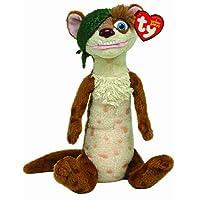 Ty Buck Ice Age Beanie Weasel Pluschtier