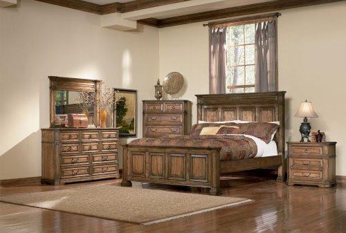 on sale coaster furniture edgewood collection oak bedroom set queen