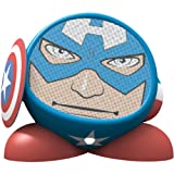 New Marvel Avengers Captain America Rechargeable Portable Character Mini Speaker for iPod/MP3 Player at Sears.com
