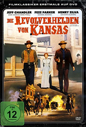 Die Revolverhelden von Kansas