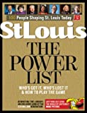 img - for St. Louis Magazine December 2012 - The Power List: Who's Got It, Who's Lost It book / textbook / text book